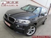 BMW X5 3.0d X-Drive AUT 258cv -PACK M + TECHO + SUSP.NEUMÁTICA - 7 PLAZAS