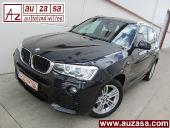 BMW X3 2.0d X-Drive AUT - PACK M - Full Equipe