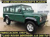 Land Rover Defender 110 Tdi Sw