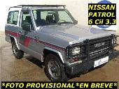 Nissan Patrol Corto Tb 6 Cil.