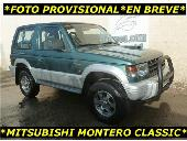 Mitsubishi Montero 3.2 Di-d Gls Classic 2.5 115 Cv