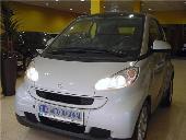 Smart Fortwo 71cv/nac/aut&secuencial/llantas/techo/cd/aire