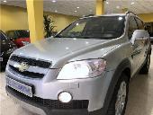 Chevrolet Captiva Vcdi 150cv 7plazas/libro Chevr/cuero/ll/sens Park