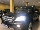 Mercedes Ml 320 W164/nac/4matic/chromo Ext/gps/piel/airmatic/xenon