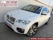 BMW X6 4.0d X-Drive AUT 306cv - PACK M Edición Limitada- + Techo