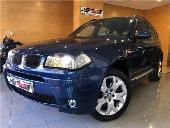 BMW X3 3.0i Paquete M Nacional Libro Mant. Bmw
