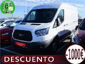 Ford Transit Ft 350 L3h2 Van Ambiente 130cv Delantera