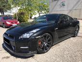 Nissan GTR BLACK EDITION 550 CV