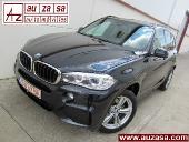 BMW X5 3.0d X-Drive AUT 258 -PACK M + Susp.Neumática + TECHO +7 PLAZAS