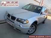 BMW X3 2.0d X-Drive 150 cv 4x4 man - PACK M - Full Equipe
