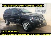 Jeep Grand Cherokee 2.7crd Laredo