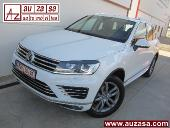 Volkswagen TOUAREG 3.0TDI V6 BlueMOTION Tiptronic 262 cv - R-LINE - 2015