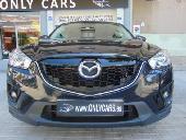 Mazda Cx-5 2.2de Style P.safety  Automatico,navegador