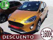 Ford Fiesta 1.0 Ecoboost S&s Active+ Automático