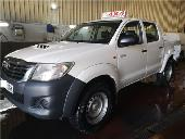Toyota Hilux 2.5 D-4d Cabina Doble Gx 4x4 144 Cv