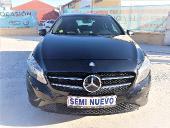 Mercedes A 160 cdi *Automático*GPS*Piel*Cámara*