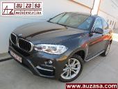 BMW X6 3.0d X-DRIVE AUT 258cv - Full Equipe + TECHO 2015