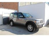 Land Rover Discovery 4 Diesel De 5 Puertas