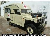 Land Rover Series Santana 109 Ambulancia Militar