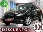Ford Focus 1.5tdci Titanium 120cv Paquete Sport Exterior Navi