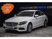 Mercedes C 220 Bluetec Avantgarde