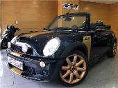 Mini Cooper S Cabrio Automático