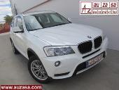 BMW X3 2.0d X-Drive AUT 184cv + TECHO