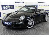 Porsche 911 Carrera 4 Cabrio Aut Impecable Full Equipe