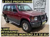 Mitsubishi Montero Largo 2.5 Tdi Gls Lujo