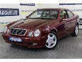 Mercedes Clk 430 Elegance V8 279cv Muy Cuidado