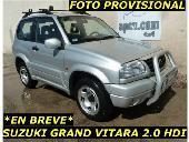 Suzuki Grand Vitara Gran  2.0 Hdi Dlx