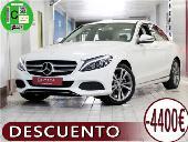 Mercedes C 220 C220d 170cv 9g-tronic Navegador Garmin, Avantgarde