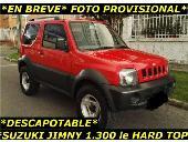 Suzuki Jimny 1.3 Hard Top Descapotable