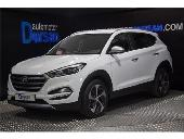 Hyundai Tucson 1.7 Crdi 104kw 141cv Bd Tecno Dct 4x2