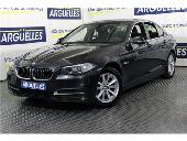 BMW 520 D Aut Cuero Nav Calefastos
