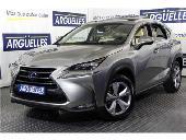 Lexus Nx 300 H Luxury 4wd Tope De Gama