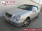 Mercedes CLK CABRIO 230 K 193cv