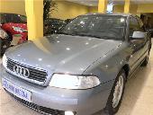 Audi A4 1.8i/nacional/climatizador/airbags/llantas Audi