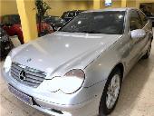 Mercedes C 200 Sportcoupe Cdi/nac/bluetooth/ll 16