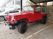 Chrysler JEEP WRANGLER 2.5 HARD TOP