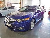 Honda Accord Tourer 2.4i 201cv Vtec Luxury Aut.