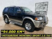 Mitsubishi Montero Sport 2.5tdi Intense Kaiteki