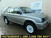 Mitsubishi L200 Dcb. 4x4 Glx
