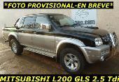Mitsubishi L200 Dcb. 4x4 Gls Plus