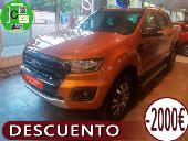 Ford Ranger 2.0tdci Doblecabina Wildtrak 4x4 Auto 213cv