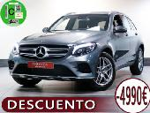 Mercedes Glc 220 D 4matic Aut. 170cv Amg Line, Camara, Led