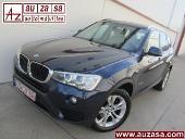 BMW X3 2.0d X-Drive AUT 190 cv -2015 - Full Equipe -