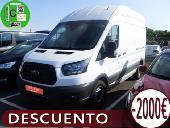 Ford Transit Ft 350 L3h2 Van Ambiente 105cv