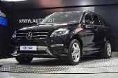 Mercedes Ml 250 M  Bluetec 4matic