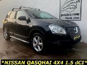 Nissan Qashqai 2.0dci Tekna 4x4